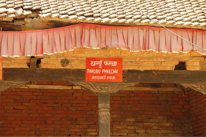 Raju GC, Shramik ka Katha (Migrant's Story), Thalbu Phalcha, Chysal, 2018